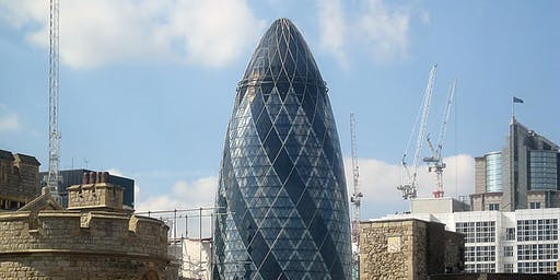 London Private Client October 2019 HNWI Sector Networking Reception At The Famous Gherkin