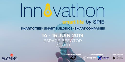 Innovathon Smart Life : inventer la ville de demain