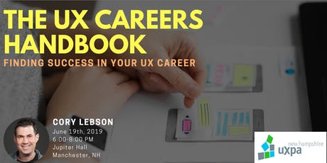 The UX Careers Handbook: Finding Success in your UX Career tickets