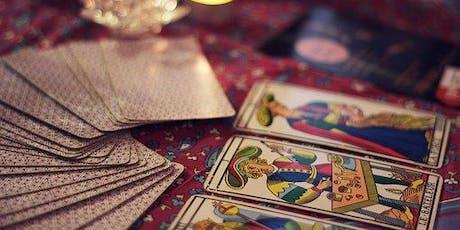 Tarot Study Group-Practice Tarot Reading tickets