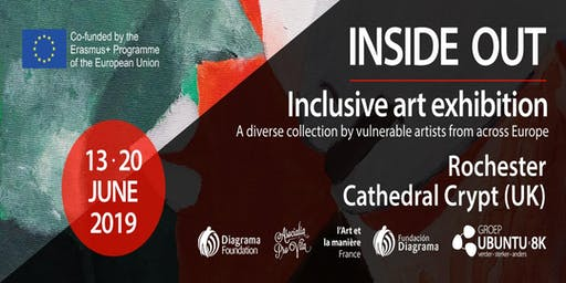 INSIDE OUT - Inclusive art exhibition
