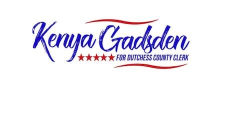 Kenya Gadsden for D.C. Clerk: Outback Steakhouse Fundraiser Lunch tickets