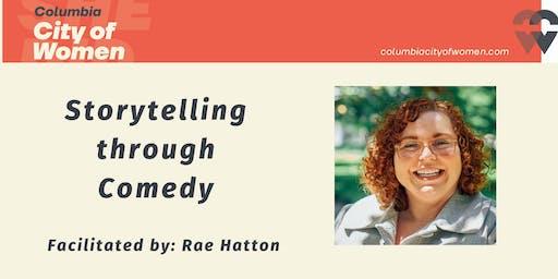 Storytelling through Comedy
