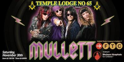 Mullet Rocks Benefit Concert  For Shriner's Hospital
