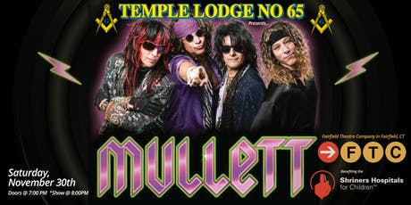 Mullet Rocks Benefit Concert  For Shriner's Hospital tickets