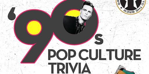 '90s Pop Culture Trivia at Growler USA Albuquerque