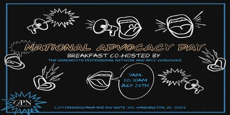 National Advocacy Day Policy Breakfast presented by APCO Worldwide tickets