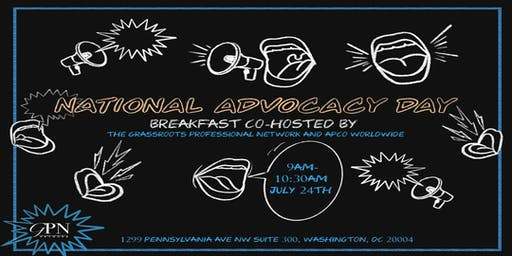 National Advocacy Day Policy Breakfast