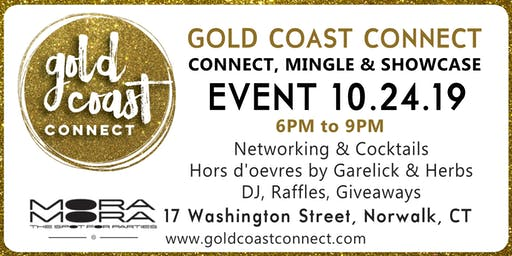 Gold Coast Connect Showcase, Mingle & Connect Event 10.24.19