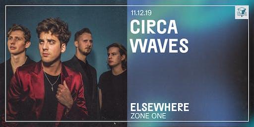 Circa Waves @ Elsewhere (Zone One)