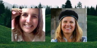 An Evening on the Trail : Erika Marksbury & Joy Zimmerman