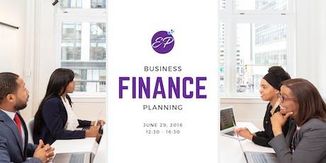 Business Finance Planning (Seminar) tickets