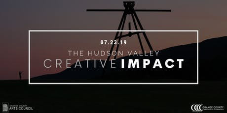 The Hudson Valley Creative Impact tickets
