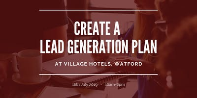Creating a Lead Generation Plan & Client Sales Funnel