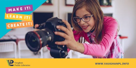 Learn Film and Photography tickets