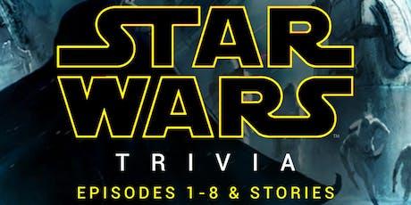 Star Wars Trivia at Growler USA Austin tickets