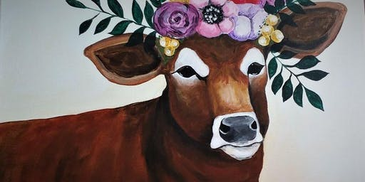 Daisy the Cow - Fundraiser for Veterinarian Mission Work