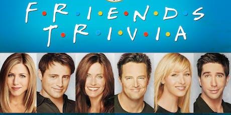 Friends Trivia at Growler USA Austin tickets
