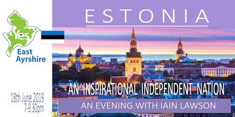 Estonia - An Inspirational Independent Nation tickets