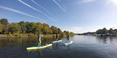 Thames Paddle Boarding - 27th July tickets