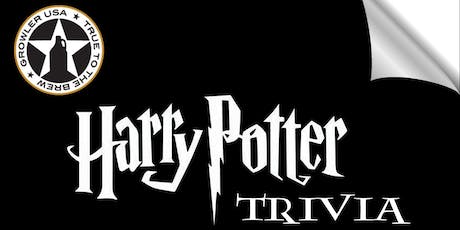 Harry Potter Book Trivia at Growler USA Austin tickets
