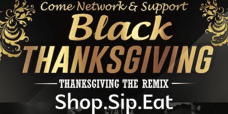 Black Thanksgiving 2019 tickets