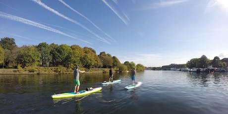 Thames Paddle Boarding - 18th Aug tickets
