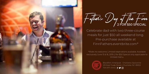 Father's Day at the Finn