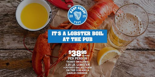D'Arcy McGee's Kanata Lobster Boil