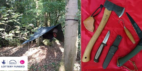 Ampthill Great Park Bushcraft  - Full day - Session 1 and 2 tickets