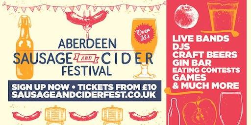 Sausage And Cider Fest Aberdeen