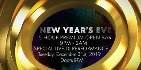 Joonbug.com Presents NOTO Philadelphia's New Years Eve Party 2020 tickets