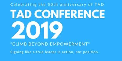TAD 50th Biennial Anniversary