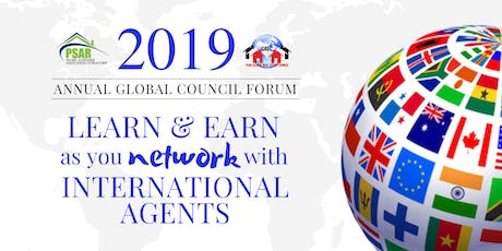 Annual Global Council Forum tickets