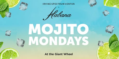 Mojito Mondays with Habana tickets