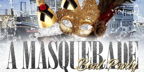 Masquerade Boat Party tickets