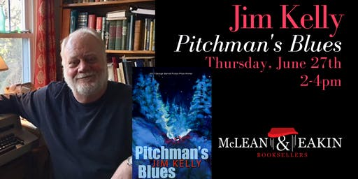 Jim Kelly Book Signing