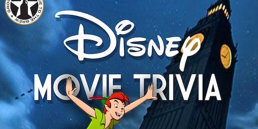 Disney Movie Trivia at Growler USA The Colony