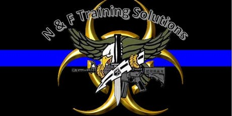 N & F Training Solutions- Counter Ambush (Tues, Wed, & Thursday 24 Hours) tickets