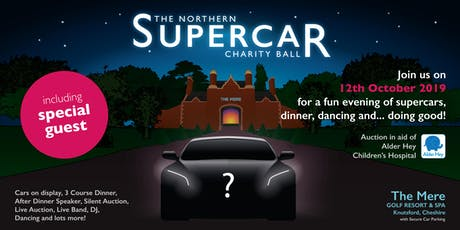 The Northern Supercar Charity Ball tickets