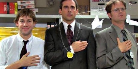 'The Office' Trivia Olympics at Railgarten tickets