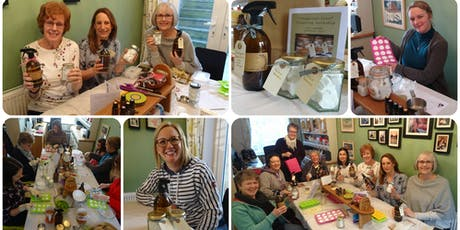 'Chemical-Free' Cleaning workshop with essential oils tickets