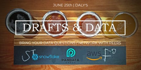Drafts & Data - Wausau tickets