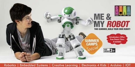 ACADEMY OF ROBOTICS, Delhi  tickets