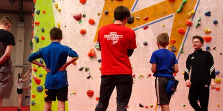BoulderWorld Summer Taster Sessions U18/Family tickets