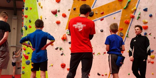 BoulderWorld Summer Taster Sessions U18/Family