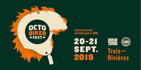 Octobiker Fest 2019 Trois-Rivières billets