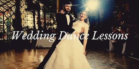 Wedding dance classes tickets