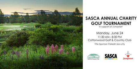 SASCA's Annual Golf Tournament 2019 tickets
