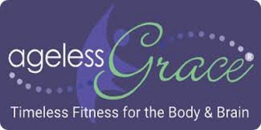 Ageless Grace:The Dynamic International Brain-Body Fitness Workout.